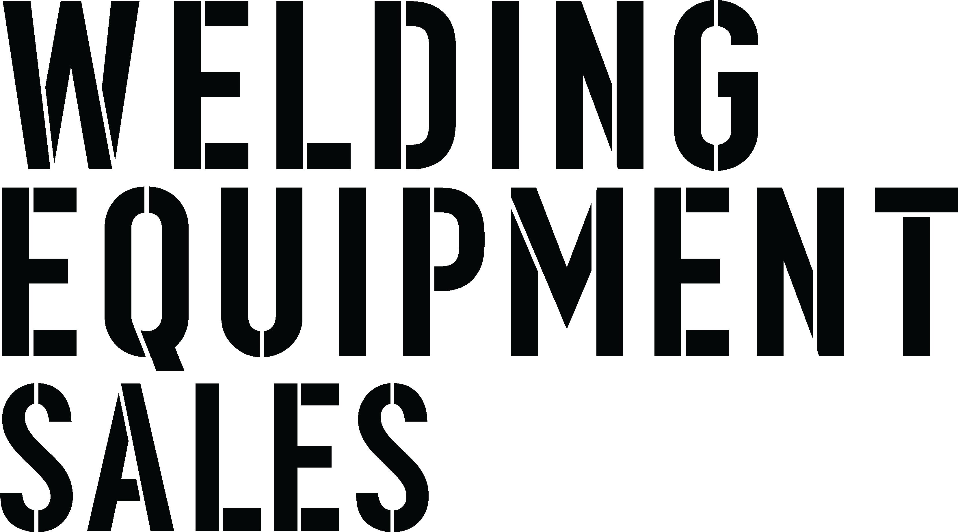 Welding Equipment Sales